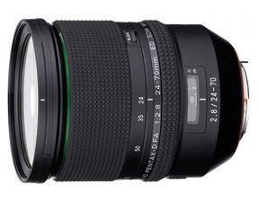 HD Pentax-D FA 24–70mm f/2.8ED SDM WR