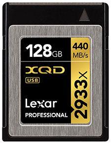 Lexar Professional 2933x XQD 2.0