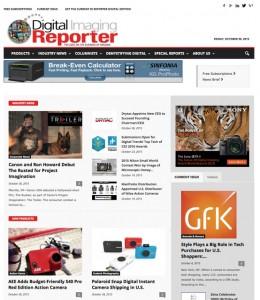 DIReporter-Homepage