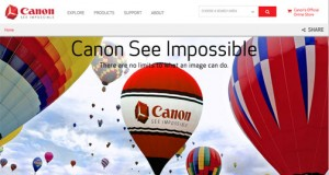 Canon-Home-Page
