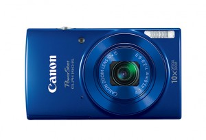 Canon-Elph-190IS_BLUE_Front