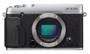 Fujifilm-X-E2S-silver_front