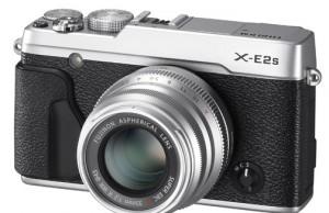 Fujifilm-X-E2S_silver_left-