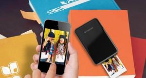 Phone-and-Polaroid-Printer