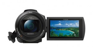 Sony-FDR-AX53_front