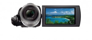 Sony-HDR-CX455-front