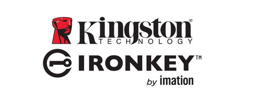 Kingston-IronKey-Logos