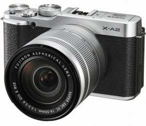 Fujifilm-X-A2-black
