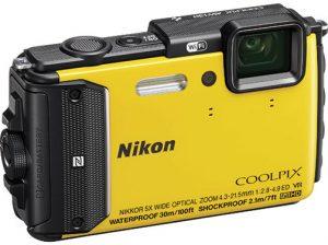 Nikon-AW130-yellow-R