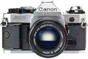 Canon-AE-1-1976-front