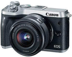 Canon-EOS-M6-Silver-w-EFM15-45