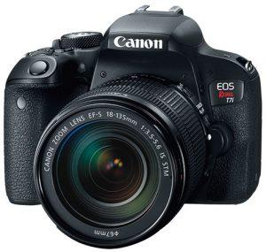 Canon-Rebel-T7iw-EFS18-135-left