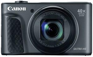 Canon-PowerShot-SX730-HS-black-front