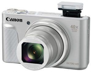 Canon-PowerShot-SX730-HS-silver-flash