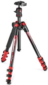 Manfrotto-Befree-Colors-Red