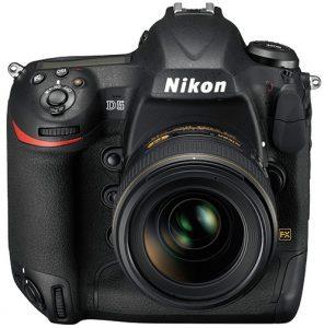 Nikon-D5-front