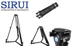 Sirui-Video-Tripod-Head-Banner
