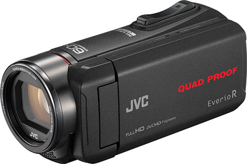 Jvc Everio R Rugged Floating