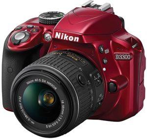 Nikon-D3300-red-18-55-L