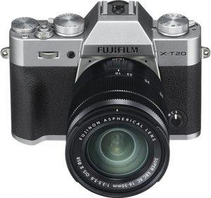 Fujifilm-X-T20-silver-front