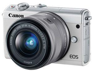 Canon-EOS-M100-white-w-efm15-45mm