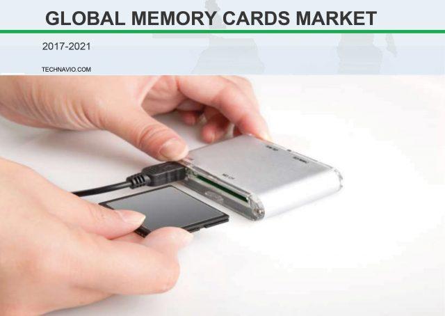 Global-Memory-Cards-Market-2017-2021-SAMPLE-1