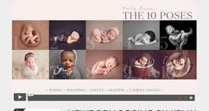 Newborn-Posing