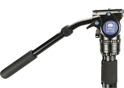 Sirui-VH-10X-front-w-handleBanner