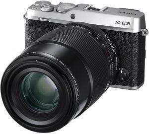 Fujifilm-X-E3_Silver_w-XF80mmF2.8Macro