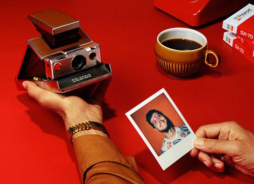Polaroid Original Reintroduces SX-70 Instant Camera - Autofocus ...