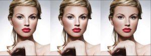 PortraitPro17–Makup-options