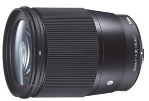 Sigma-16mm-F1.4-DC-DN-n-o-hood