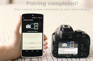 Pairing-Camera-to-Phone