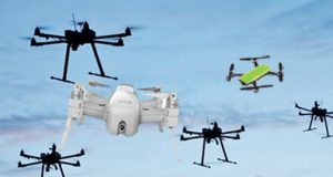 drones-flying