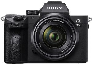 Sony-a7-III-front