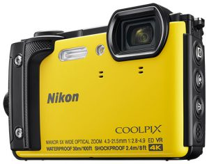 Nikon-Coolpix-W300-yellow