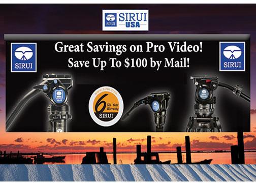 Sirui-USA-Homepage-banner