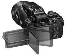 Nikon-Coolpix-P1000-LCD