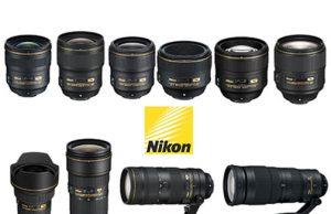 Nikon-Lens-Group