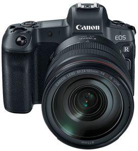 Canon-EOS-R-front