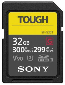 Sony-Tough-sd-32GB