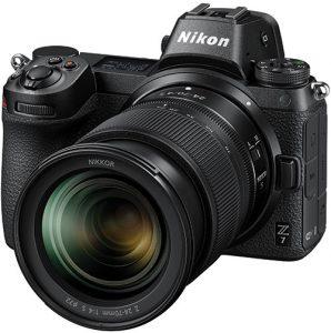 Nikon Z Camera Nikon Z7-w24-70_front