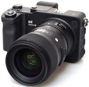 Sigma-sd-Quattro-H-left professional mirrorless cameras