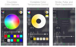 Polaroid-RGB-LED-app-control