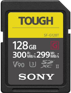 Sony-128GB-SF-G-Tough-Series-UHS-II-SDXC
