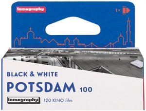 Lomo-BW Posdam Kino medium-format packaging-front