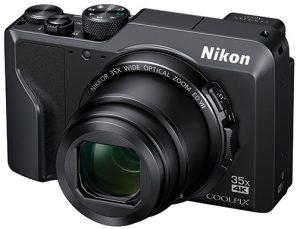 Nikon Coolpix A1000 BK_left