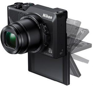 Nikon Coolpix A1000 LCD_flip
