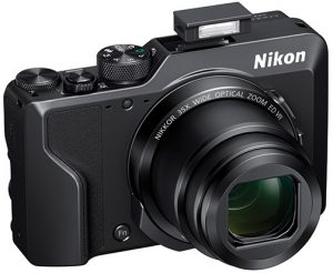 Nikon Coolpix A1000 flash
