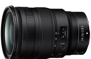 Nikon Nikkor Z 24-70mm f2